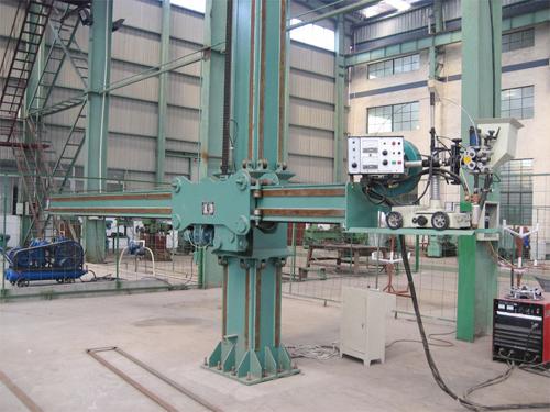 QLH4000×4000自動焊接架